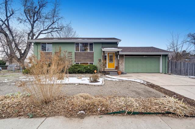 7900 W 64th Avenue, Arvada, CO 80004 (MLS #8711996) :: Bliss Realty Group