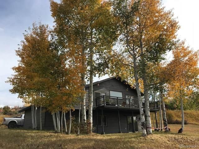 885 W Hillside Court, Steamboat Springs, CO 80487 (MLS #8712040) :: 8z Real Estate