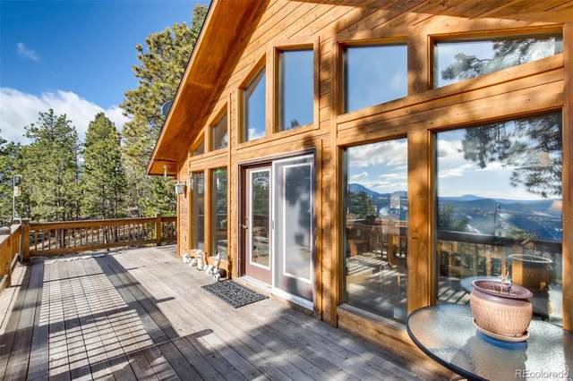 365 Holmes Gulch Road, Bailey, CO 80421 (#8712495) :: The DeGrood Team