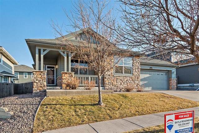 9882 Jasper Drive, Commerce City, CO 80022 (#8712566) :: Hudson Stonegate Team