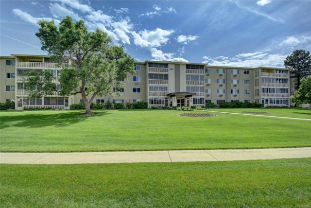 655 S Alton Way 4C, Denver, CO 80247 (#8712625) :: The Peak Properties Group