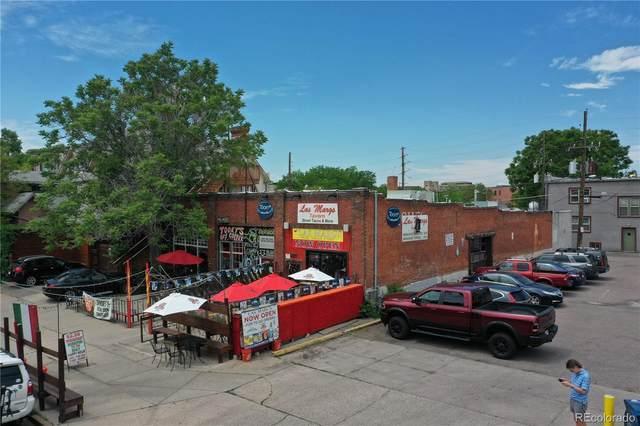 1521 N Marion Street, Denver, CO 80218 (#8712628) :: milehimodern