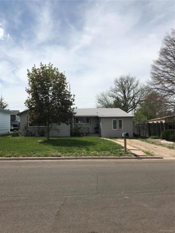 927 Hale Street, Wray, CO 80758 (#8712776) :: The Peak Properties Group