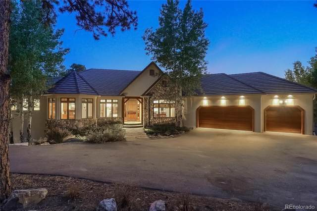 31216 Tanoa Road, Evergreen, CO 80439 (#8712874) :: iHomes Colorado