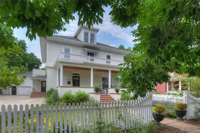 2040 Walnut Street, Boulder, CO 80302 (#8712898) :: James Crocker Team