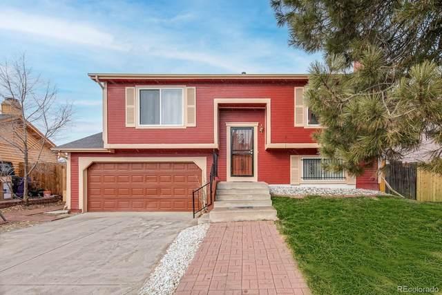4871 Carson Street, Denver, CO 80239 (#8713029) :: iHomes Colorado