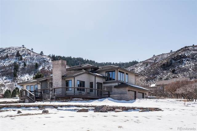 6730 Surrey Trail, Littleton, CO 80125 (#8713249) :: The Griffith Home Team