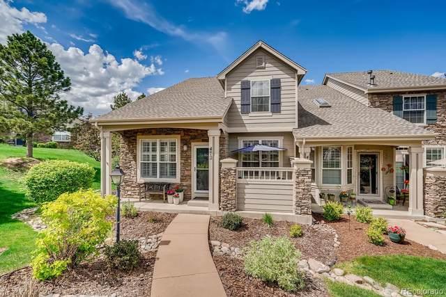 472 Clarendon Loop, Castle Pines, CO 80108 (#8713379) :: HomeSmart Realty Group