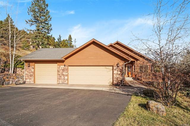 6934 Woodchuck Way, Evergreen, CO 80439 (#8713419) :: Bring Home Denver