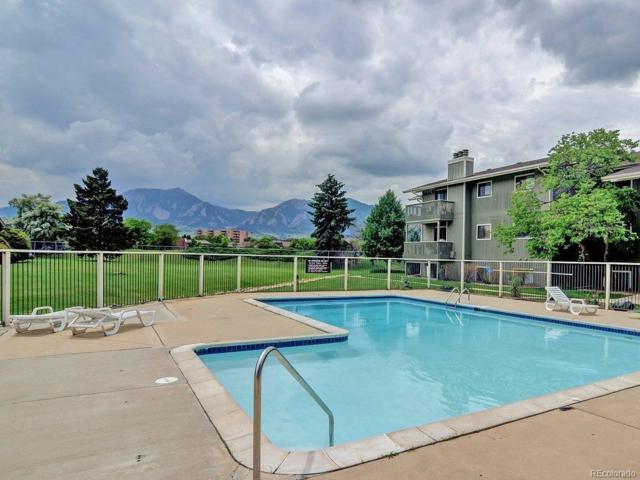695 Manhattan Drive #114, Boulder, CO 80303 (#8713551) :: The Galo Garrido Group