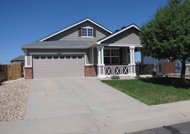 1465 N Monument Drive, Castle Rock, CO 80104 (#8713945) :: Arnie Stein Team | RE/MAX Masters Millennium