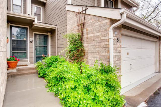 8799 W Cornell Avenue #5, Lakewood, CO 80227 (#8714922) :: Sellstate Realty Pros
