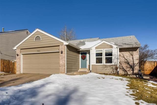 9063 W Quarto Avenue, Littleton, CO 80128 (MLS #8715115) :: 8z Real Estate