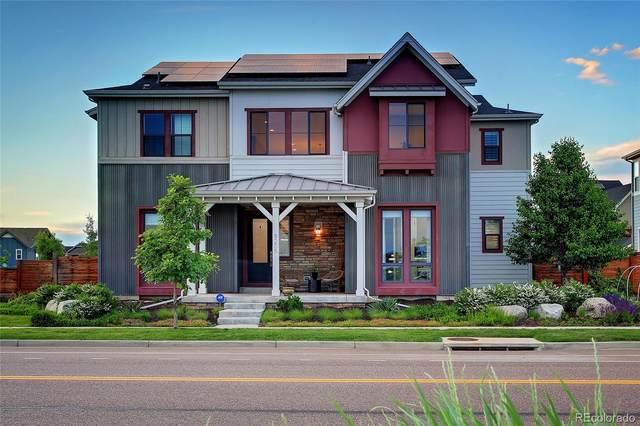 8205 E Prairie Meadow Drive, Denver, CO 80238 (#8715236) :: Bring Home Denver with Keller Williams Downtown Realty LLC