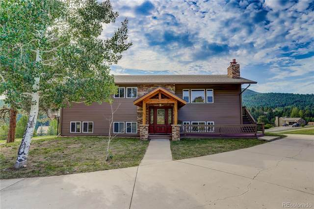 7745 Malamute Trail, Evergreen, CO 80439 (MLS #8715561) :: 8z Real Estate