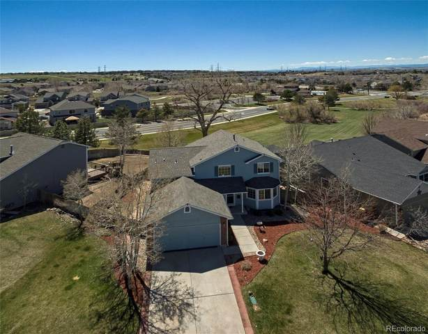11113 Blackwolf Drive, Parker, CO 80138 (#8715743) :: The Scott Futa Home Team