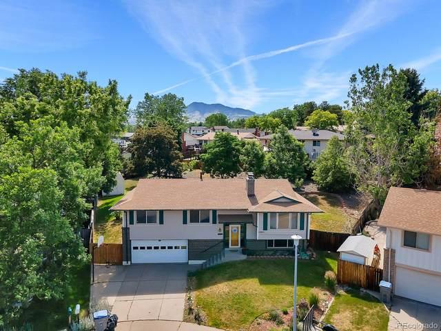 12858 W Adriatic Avenue, Lakewood, CO 80228 (MLS #8715832) :: 8z Real Estate