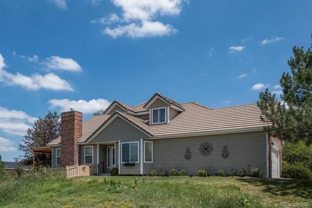 295 Masters Drive, Castle Rock, CO 80104 (#8715895) :: Finch & Gable Real Estate Co.