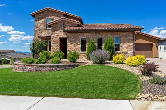 9355 E Winding Hill Avenue, Lone Tree, CO 80124 (#8716163) :: The DeGrood Team