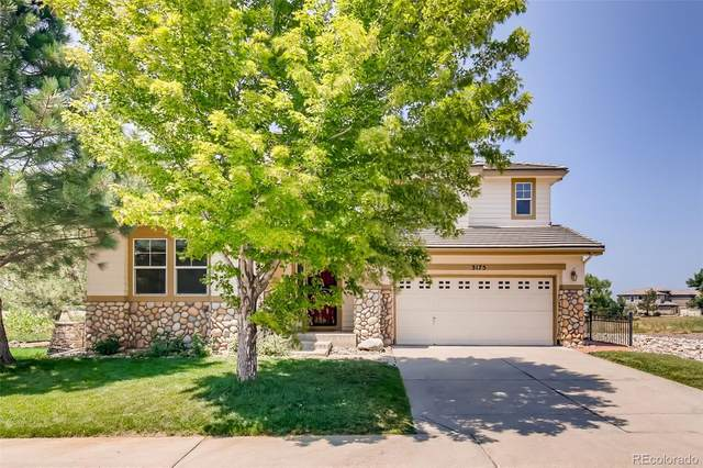 3175 Westbrook Lane, Highlands Ranch, CO 80129 (#8716226) :: The Dixon Group
