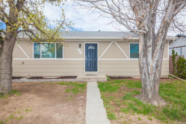 291 Elm Street, Bennett, CO 80102 (#8716237) :: House Hunters Colorado