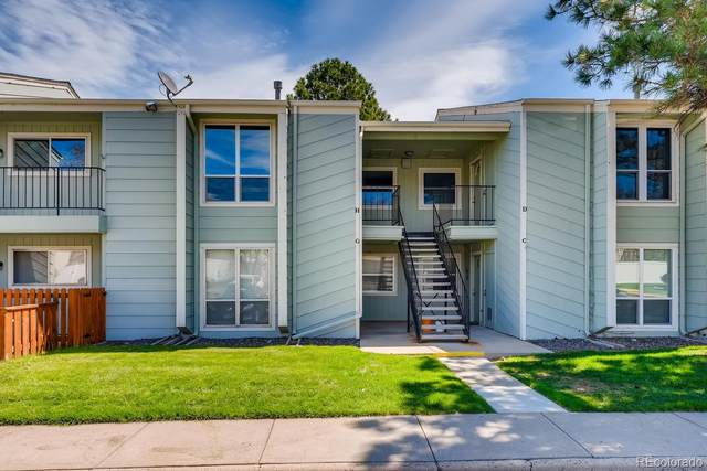 7275 S Gaylord Street H09, Centennial, CO 80122 (#8716435) :: Bring Home Denver with Keller Williams Downtown Realty LLC