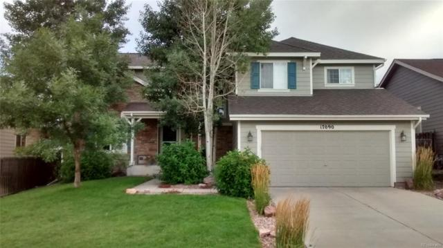 17090 Foxcross Drive, Monument, CO 80132 (#8716548) :: The Galo Garrido Group