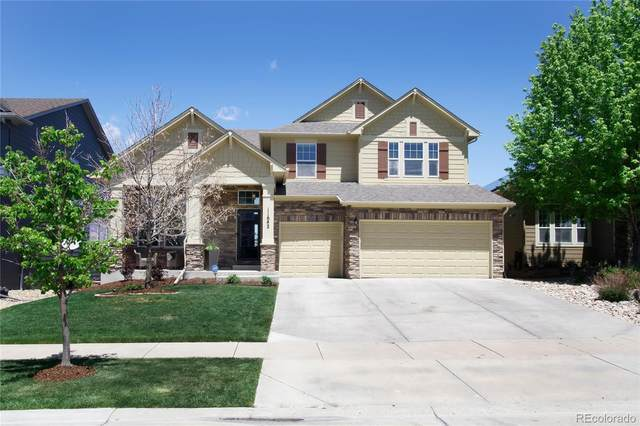11642 S Breeze Grass Way, Parker, CO 80134 (#8716621) :: The Heyl Group at Keller Williams