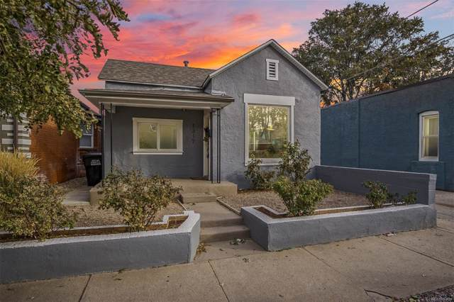 1317 E 37th Avenue, Denver, CO 80205 (MLS #8717130) :: Bliss Realty Group