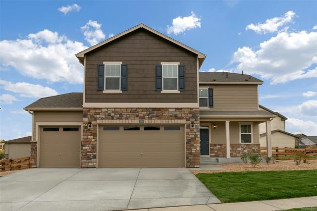 15558 Quince Street, Thornton, CO 80602 (#8717519) :: The City and Mountains Group