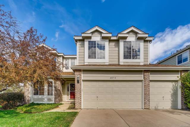 4873 S Eagle Circle, Aurora, CO 80015 (#8717599) :: HomePopper