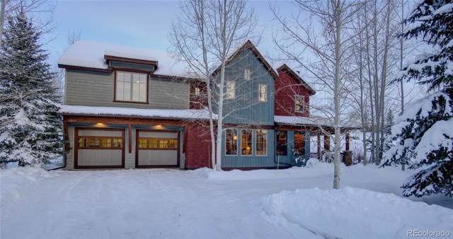 1301 Turning Leaf Court, Steamboat Springs, CO 80487 (#8717678) :: The DeGrood Team