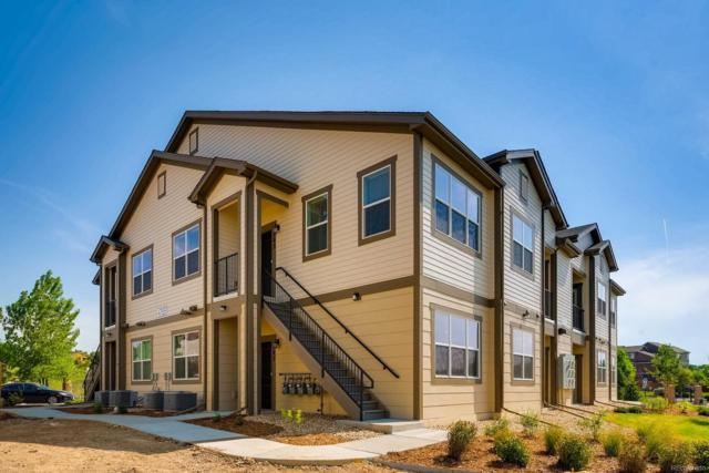 4604 Copeland Circle #101, Highlands Ranch, CO 80126 (#8717885) :: 5281 Exclusive Homes Realty