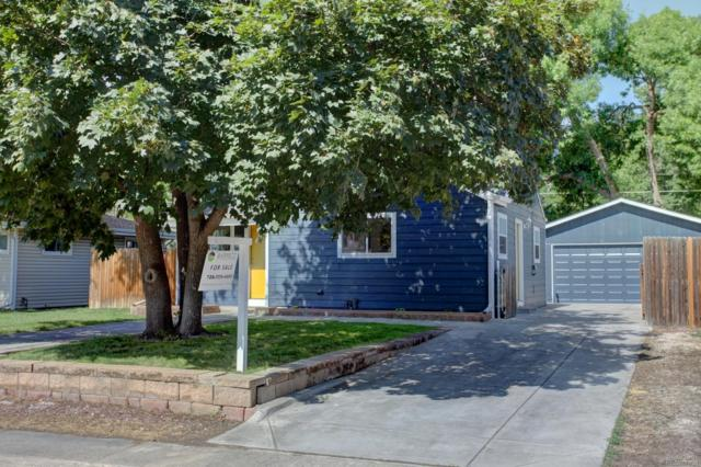 1631 S Xavier Street, Denver, CO 80219 (#8718113) :: My Home Team