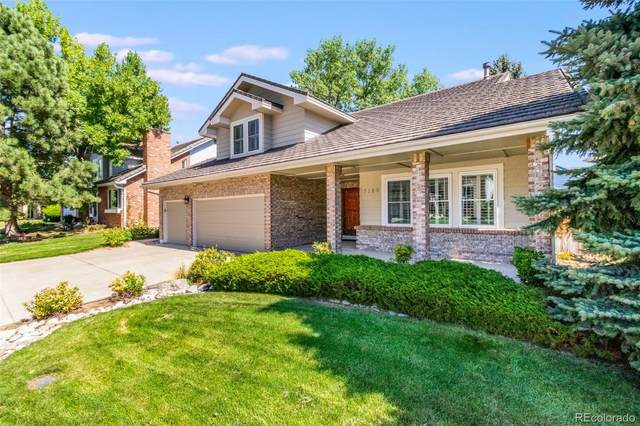 9180 Seven Arrows Trail, Lone Tree, CO 80124 (#8718278) :: Own-Sweethome Team