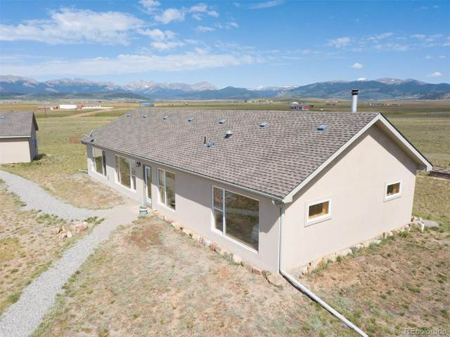 815 Snyder Creek Road, Jefferson, CO 80456 (#8718505) :: The Healey Group