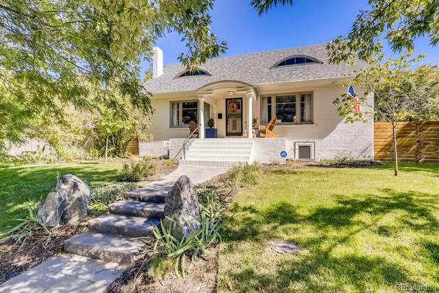 604 Monroe Street, Denver, CO 80206 (#8718771) :: The HomeSmiths Team - Keller Williams