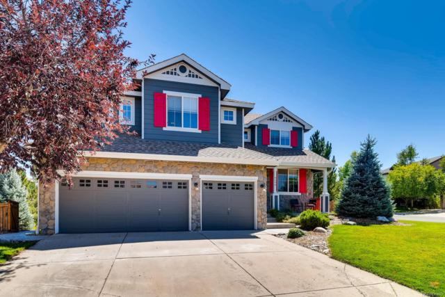 9590 S Everett Way, Littleton, CO 80127 (#8719434) :: The Griffith Home Team