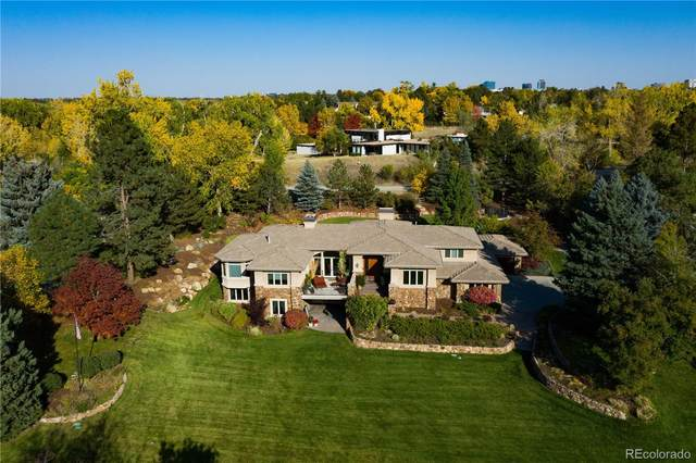 5000 S Albion Street, Cherry Hills Village, CO 80121 (#8719847) :: Mile High Luxury Real Estate