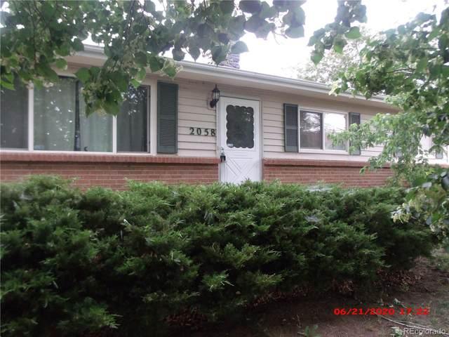 2058 S Salida Street, Aurora, CO 80013 (#8720316) :: Wisdom Real Estate