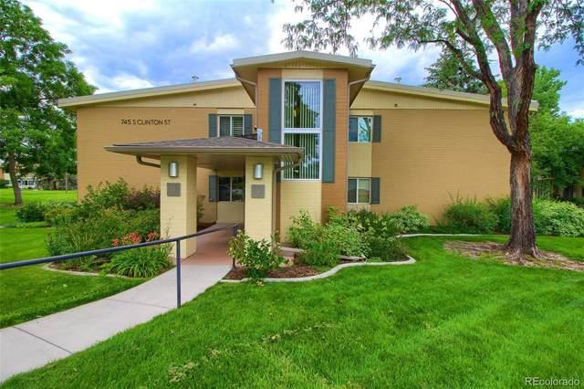745 S Clinton Street 5B, Denver, CO 80247 (#8720463) :: Finch & Gable Real Estate Co.