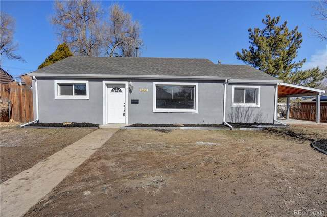 1031 Oak Place, Thornton, CO 80229 (#8720485) :: The Griffith Home Team