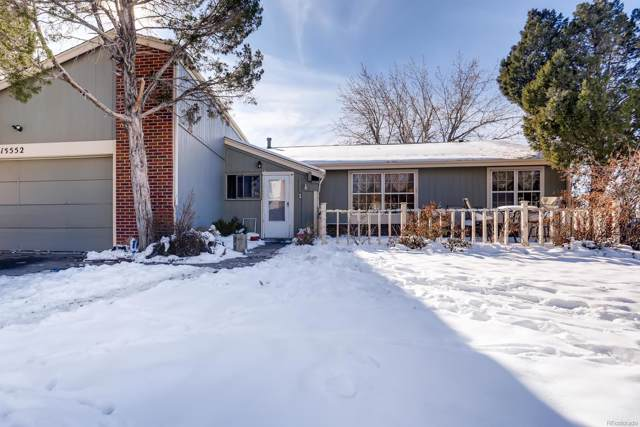 15552 E Temple Place, Aurora, CO 80015 (#8720532) :: The HomeSmiths Team - Keller Williams