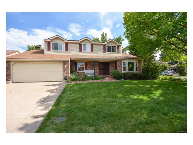 1402 E Long Place, Centennial, CO 80122 (MLS #8720603) :: 8z Real Estate