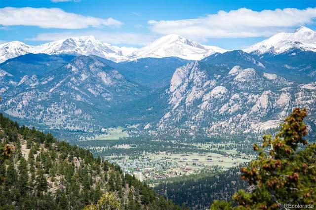 127 Alpine Drive, Estes Park, CO 80517 (#8720609) :: The Brokerage Group