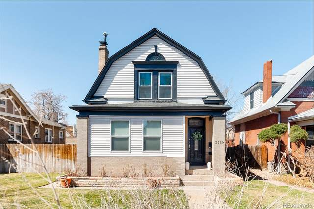 2539 N Downing Street, Denver, CO 80205 (#8720880) :: Finch & Gable Real Estate Co.