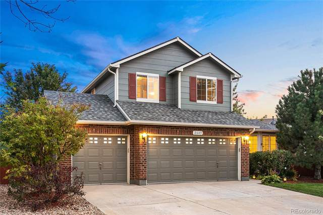 2645 Lilac Circle, Erie, CO 80516 (#8721380) :: The Brokerage Group