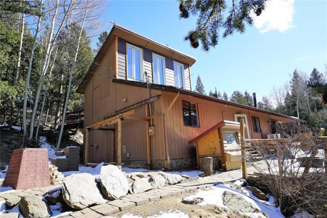 653 Aspen Place, Evergreen, CO 80439 (MLS #8721736) :: 8z Real Estate