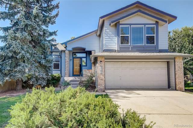 544 W Cactus Court, Louisville, CO 80027 (MLS #8722270) :: The Sam Biller Home Team