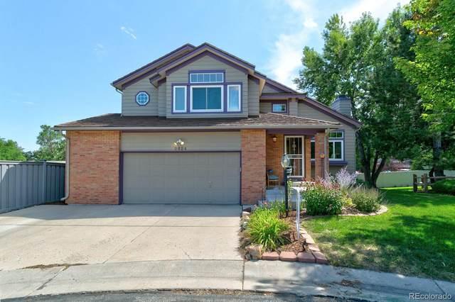 9824 W Vassar Way, Lakewood, CO 80227 (#8722481) :: The HomeSmiths Team - Keller Williams